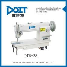Máquina de costura DT6-28 industrial lockstitch para preço favorável