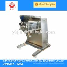 Alta calidad de granulación de balanceo de diseño de materias primas pegajosas