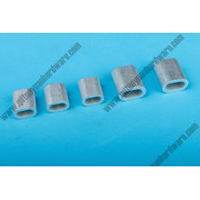 DIN3093 Aluminium Oval Hülse Ferrule