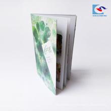 hohe Qualität Maschine Preis Vollfarb-Broschüre Druckdienstleistungen