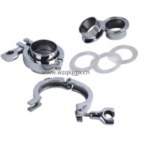 Sanitary Stainless Steel Whole Set of Clamp