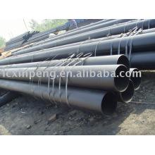 A 106 GR.B / A53 GR.B tube / tube en acier sans soudure