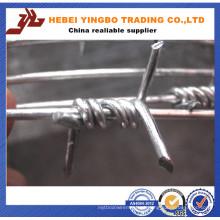 China Manufacuturer Ss304 Rollos de arame farpado / Rolo de ferro / Ferrovias militares