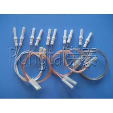 Electrode d'allumage en céramique pour four à gaz / cuisinière à gaz