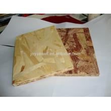 Panneau osb du panneau de bois