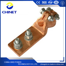 Sbj2 Type Single Hole Copper Hold Pole Clamps