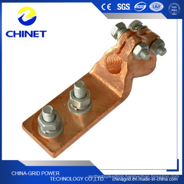 Sbj2 Type Copper Hold Pole Clamp (Double Holes)