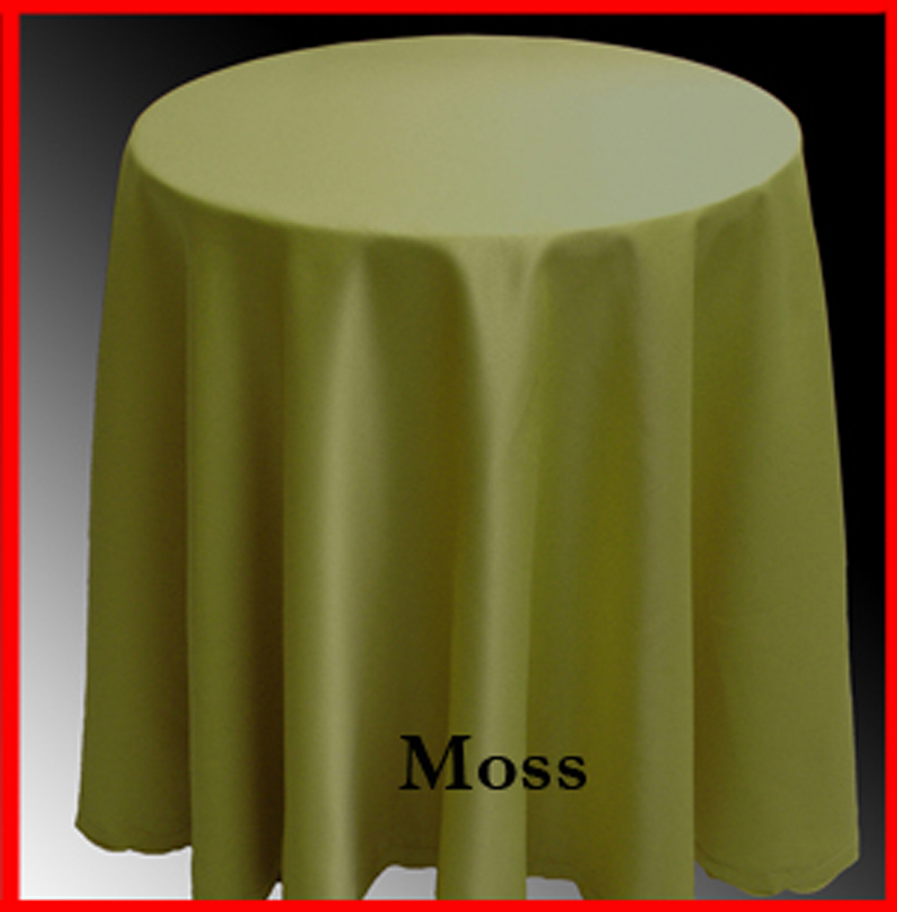 Readymade of Tnt Tablecloth 140cm Round