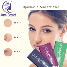Hyaluronsyra Cheek Enlargement Face Filler Injection
