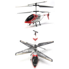 2014 NEW! 3D 2.4Ghz 4 CH 6 AXIS Super smart drone quad copter helicopters