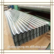 1145 H24 corrugated aluminium sheet for the roof and curtain wall