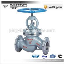 Parada de control de agua Válvula de globo