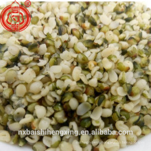 Organic Hulled Hemp Seeds Ningxia