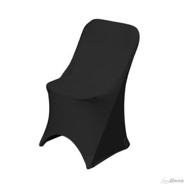 premium por mayor barato plegable cubierta de la silla para hotel de banquete de boda