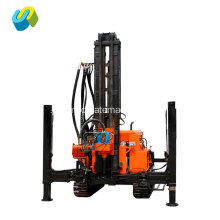 Crawler+Hydraulic+Water+Well+Geothermal+Drilling+Rig