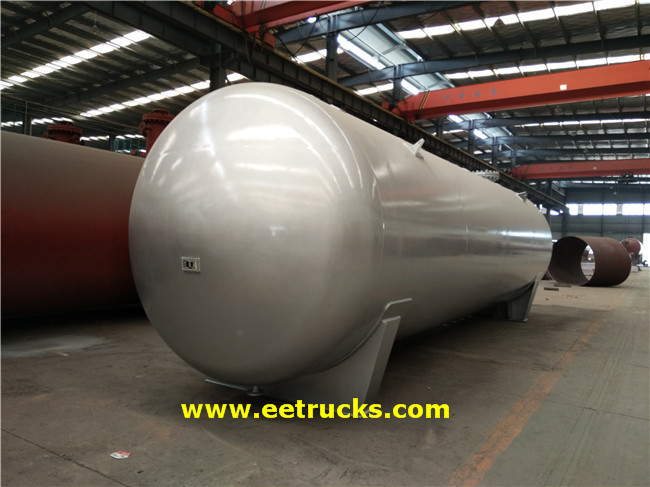 16000 Gallon Bulk LPG Tanks
