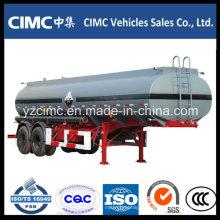 Cimc 30m3 Semirremolque cisterna de aceite
