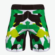 Camo mma shorts custom muay thai mma shorts