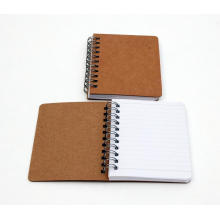 Spiral Binding Notebook with Hardcover