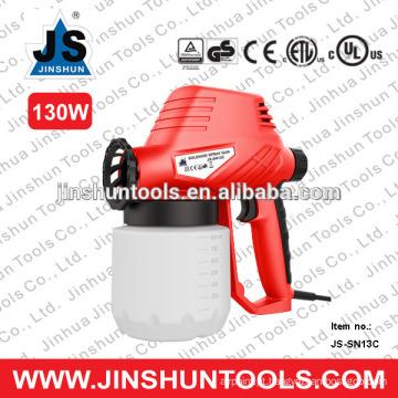 Base de pulverizador JS-SN13C130W da pintura da arma de pulverizador do vidro de fibra elétrica