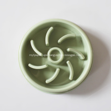 Custom Plastic Maze Pet Slow Feeder Bowl