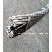 Aluminio Cable ACSR 3 * 6AWG Voluta