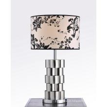 Flor abajur latão lâmpada de mesa (BT6083)