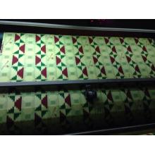 Mulinsen Textile hochwertige gewebte gekämmte 40s * 40s Popeline 100% Baumwolle bedruckten Stoff für Hemd