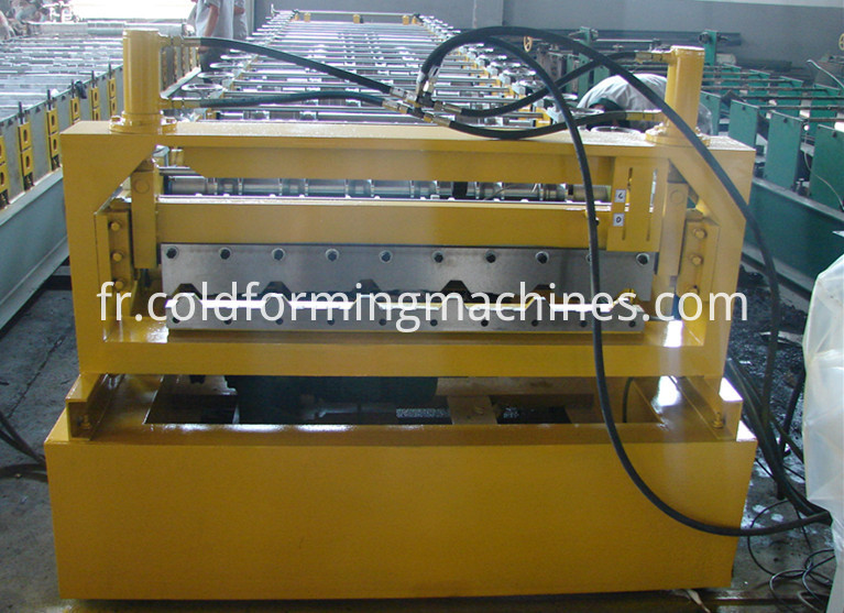 IBR Color Steel Sheet Forming Machine