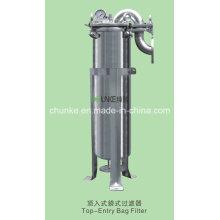 Chunke-Edelstahl-Taschen-Filter-Gehäuse für Wasserbehandlungs-Ausrüstung