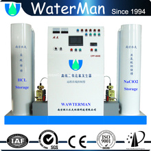 CE & ISO chlorine dioxide generator for fruit and vegetable