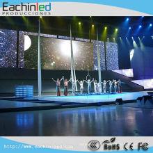 Affichage à LED D'utilisation de location de P3.9 avec le Cabinet en aluminium de LED