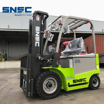 New Electric Chariot 2.5 Ton Fork Lifter