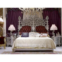 Luxury bedroom set;  luxury bed