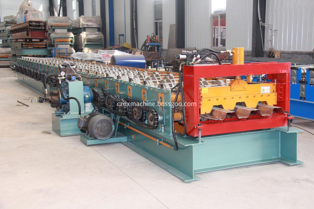 Floor Deck Roll Forming Machinery