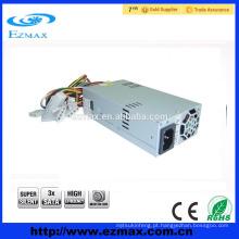 Produto muito quente preço barato fonte de alimentação do computador atx psu smps flex 1U 200W a 250W