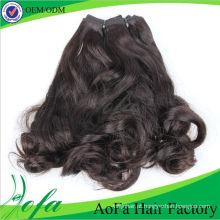 Extensão barata do cabelo do Virgin de Remy do cabelo humano da qualidade superior do preço