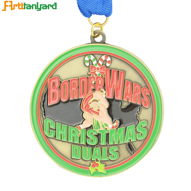 Customized Medal With Your Own Logo
