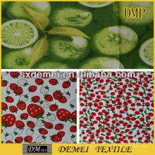 Textile tropischen Design Material Obst Drucken Stoff