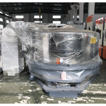 Industrial textile hydro extractor