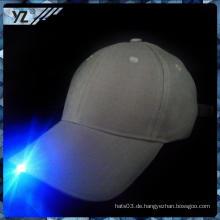 Multifunktionale China benutzerdefinierte benutzerdefinierte LED Hut in China gemacht