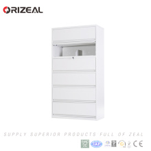 Orizeal office furniture 6 drawer filing cabinet files,stainless steel unique office file cabinet(OZ-OSC014)