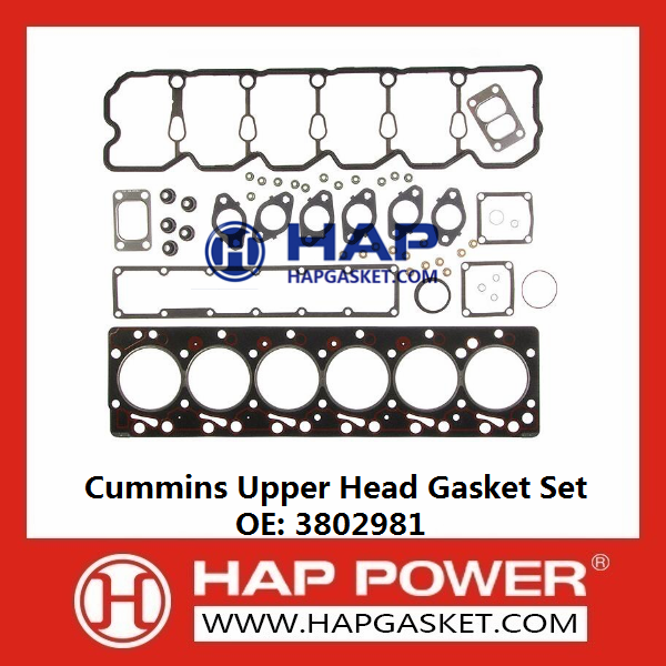 CUMMINS Upper Head Gasket Set 3802981