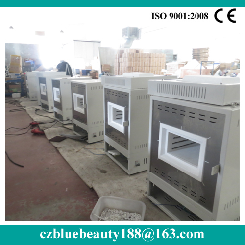High Quality Ceramic Fiber Muffle Furnace