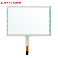 Monitor LED LCD Touchscreen 5 Kabel 18,5 ""