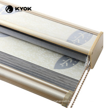 KYOK rv vertical lace window blinds