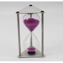Regalo de navidad clásico reloj de arena de 1 hora
