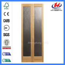 JHK- Interior Glass Bifold Shower Doors