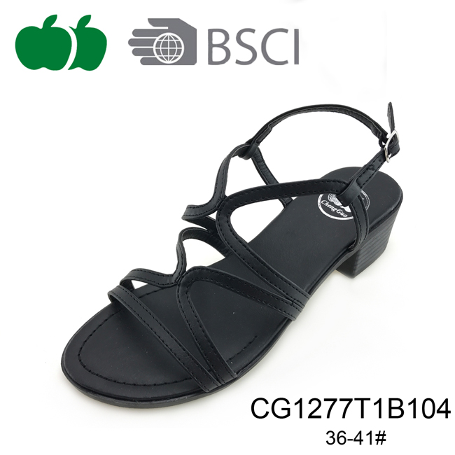 fashion style lady sandal
