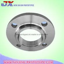 Hohe Qualität Aluminium CNC Drehen Teile Toleranz + -0,01 mm